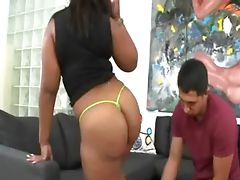 Big ass ebony fucking