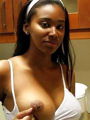 Hotties amateur black
